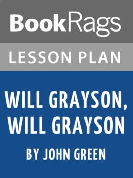 Will Grayson, Will Grayson Lesson Plans