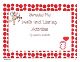 Will You Be My Sweetie Pie? Math and Literacy Activities