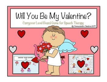 will you be my valentine game