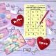Valentine Types of Sentences Task Cards
