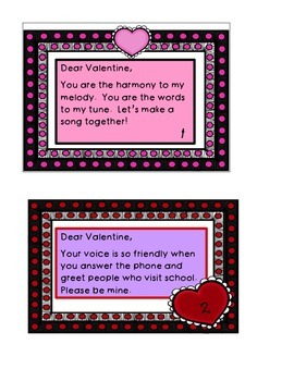 Will You Be My Valentine? By Steven Kroll--4 Valentine's Day literacy centers