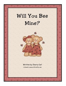 Will You Bee Mine? Read Aloud Big Book for Valentine's Day