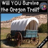 Oregon Trail Simulation