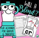 Will it Blend? Beginning Consonant Blends and Digraphs Han