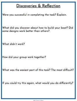 Will it Float? STEM Project
