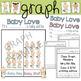 BABY LOVE baby gender graph activity