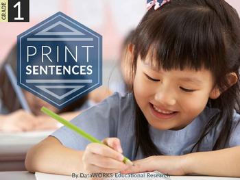 Print Sentences