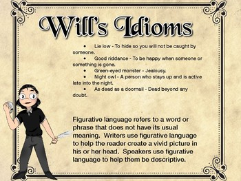 Will's Idioms