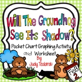 Will the Groundhog See Its Shadow? (A Pocket Chart Graphin