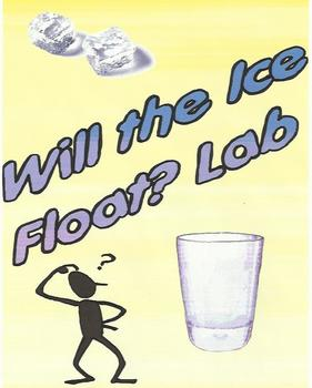 Will the Ice Float? Lab