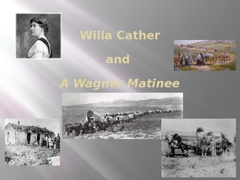 Willa Cather: Essential Journal Questions