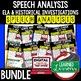 Willam Jennings Bryan Cross of Gold Speech Analysis & Writing Activity