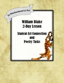 William Blake: 2-Day Art Connection & Poetry Tasks