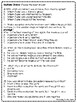 William Blake Biography Reading Comprehension Worksheet, Poetry, Cause & Effect