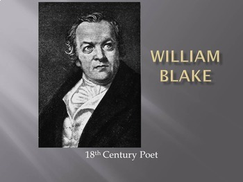 William Blake or Drake Poetry and Quiz