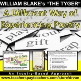 """William Blake's """"The Tyger"""" (Tiger): Inquiry-Based Approac"""