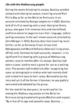 William Buckley Handout