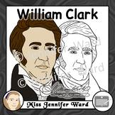 William Clark Clip Art