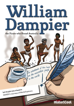 William Dampier & the Discovery of Australia Resource Bundle