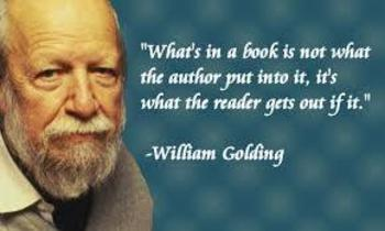 William Golding - Lord of the Flies- About the Author Power Point