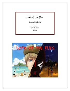 William Golding's Lord of the Flies Group Projects