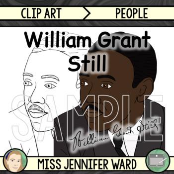 William Grant Still Clipart