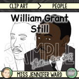 William Grant Still Clip Art