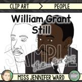 William Grant Still Clip Art