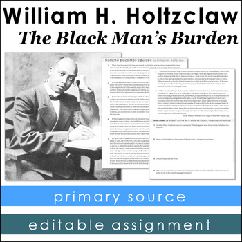 William H. Holtzclaw
