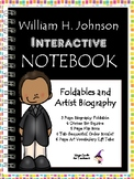 William H. Johnson - Famous Artist Biography Research Project - Interactive NB