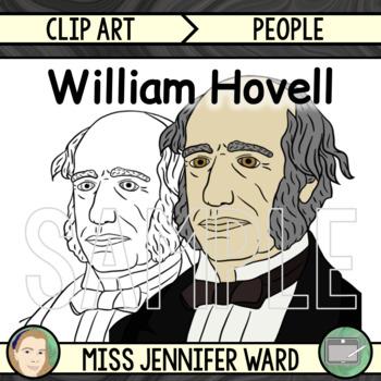 William Hovell Clip Art