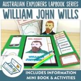 William John Wills Australian Explorers Lapbook Series