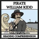 William Kidd, Pirate - Reading Comprehension