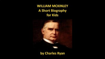 William McKinley PowerPoint with Review Quiz