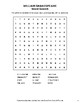 William Shakespear Word Search Puzzles, Scramble,  Secret Code,  Crack the Code