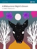 William Shakespeare - A Midsummer Night's Dream - Study Guide + Exam