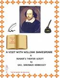 William Shakespeare: A Reader's Theater Script