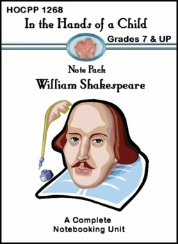 William Shakespeare: A Thematic Unit