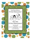 William Shakespeare Introduction for Kids