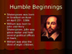 William Shakespeare Bio and Background