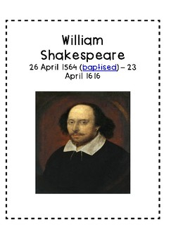 William Shakespeare Biography IN
