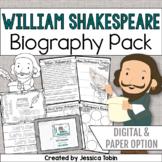 William Shakespeare Biography Pack