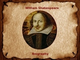 Shakespeare Introduction PowerPoint + Guided Notes