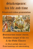 William Shakespeare: His life and time