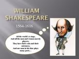 William Shakespeare Power Point