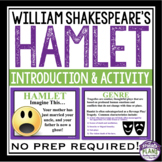 HAMLET INTRODUCTION