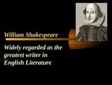 William Shakespeare's The Tragedy of Julius Caesar powerpoint
