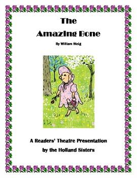 "William Steig  ""The Amazing Bone"" - A Readers' Theatre Presentation"