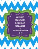 William Tecumseh Sherman Interactive Historical Figure Foldables
