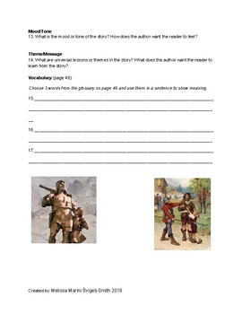 William Tell A Swiss Legend Graphic Universe Novel Guided Reading